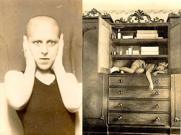 Claude Cahun (source: Confetta on Flickr)