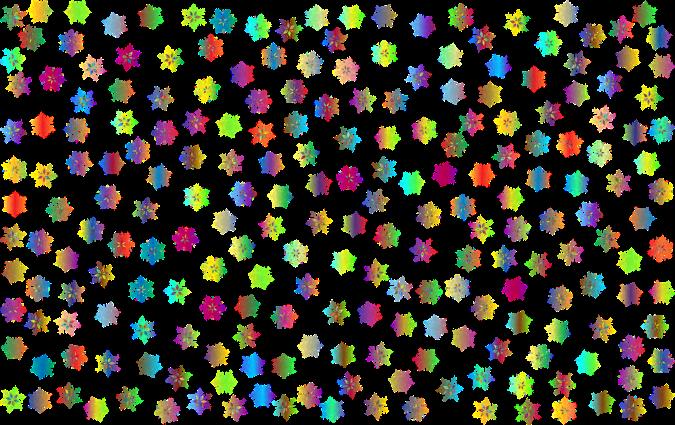 snowflakes (public domain)