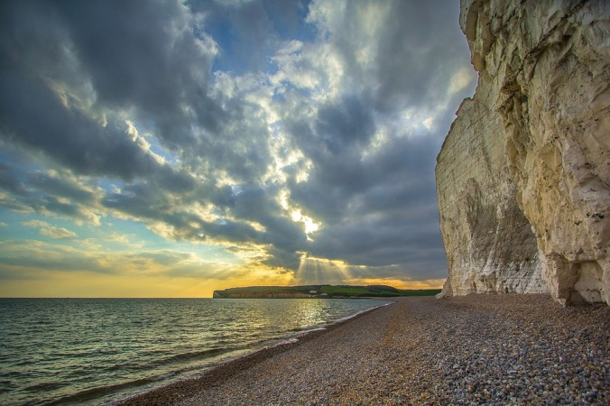 Seven Sisters, Kent, photo by Diego Torres