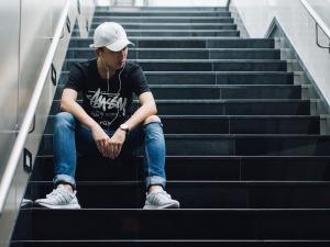 Millennial guy