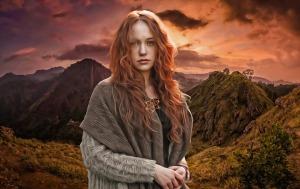 Celtic Woman by Darksouls1 on Pixabay. [Public Domain, CC0]