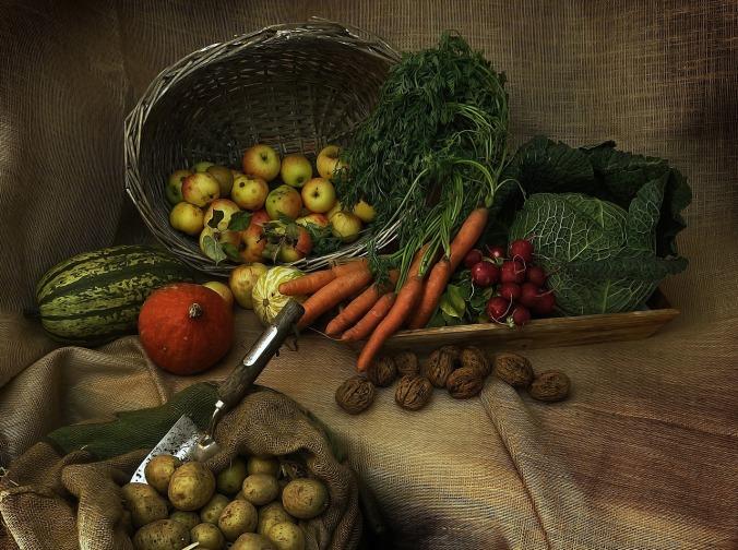Harvest by Michi Nordlicht, CC0 Public Domain