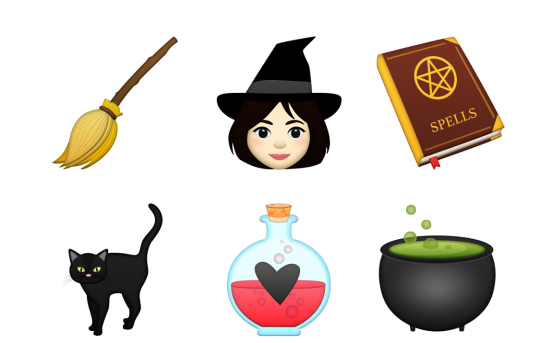witchy-emojis