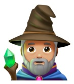 wizard-emoji-apple
