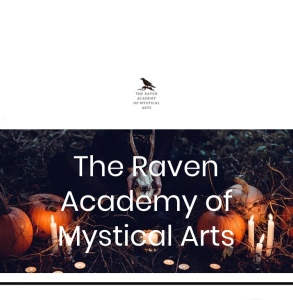 Raven Academy of Mystical Arts